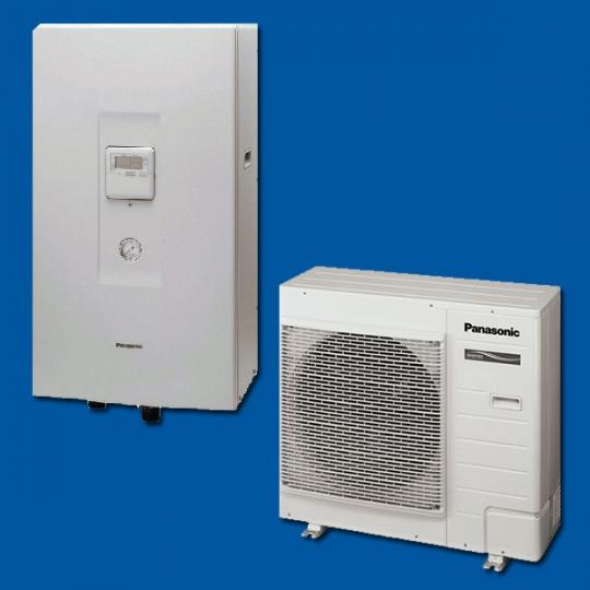 Pompe à Chaleur Air/Eau KIT-WC07F3E5 PANASONIC