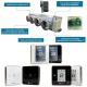 Plénum Soufflage et Reprise AIRZONE Taille L / 4 Sorties MITSUBISHI ELECTRIC - Accessoire Climatisation Gainable