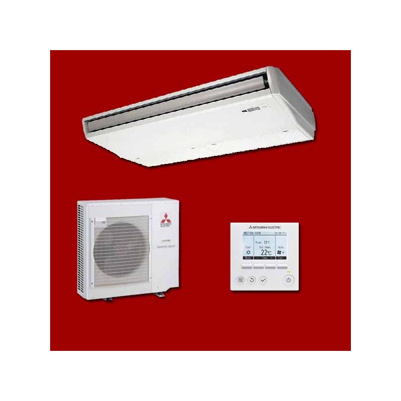 Climatiseur Plafonnier Inverter PCA-M100KA / PUHZ-P100YKA MITSUBISHI ELECTRIC