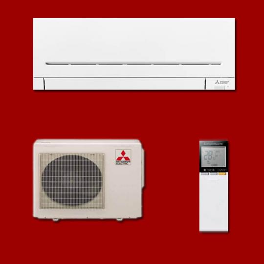 Climatiseur Réversible Inverter Mono Split MSZ-AP35VG / MUZ-AP35VG MITSUBISHI ELECTRIC