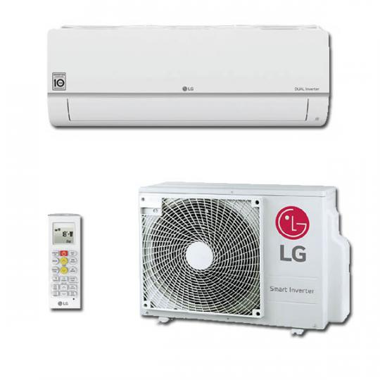 Climatiseur Mono Split Réversible Inverter PC09SQ.NSJ / PC09SQ.UA3 LG CLIMATISATION