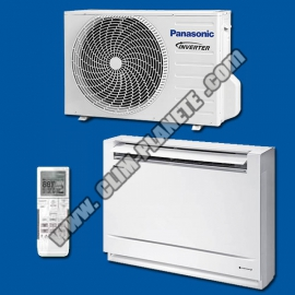 Climatisation Réversible Inverter Mono Split KIT CS-Z50UFEAW PANASONIC