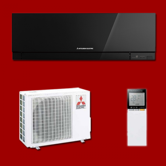 Climatiseur Inverter Réversible Mono Split MSZ-EF25VGB / MUZ-EF25VG MITSUBISHI ELECTRIC