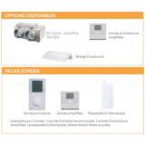Plenum Soufflage Zone Control ATLANTIC FUJITSU - Accessoire Climatiseur Gainable