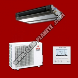 Climatiseur Inverter Gainable PEAD-M35JA / SUZ-M35VA MITSUBISHI ELECTRIC