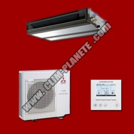 Climatiseur Gainable Inverter PEAD-M71JA / SUZ-M71VA MITSUBISHI ELECTRIC