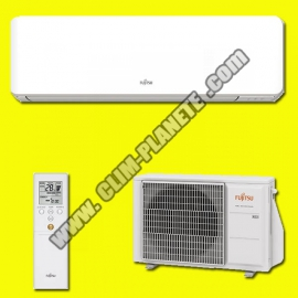 Climatisation Mono Split Inverter Réversible  ASYG 18 KMT ATLANTIC FUJITSU