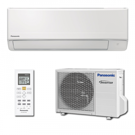 Climatiseur Réversible Inverter Mono Split KIT CS-FZ50WKE PANASONIC