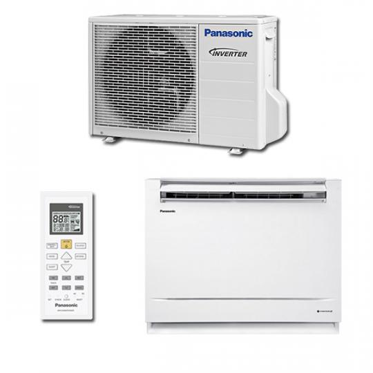 Climatiseur Réversible Inverter Mono Split KIT CS-Z35UFEAW PANASONIC